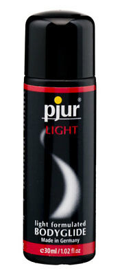 Pjur Light Thinner Silicone Lube Lubricant 30ml 100ml 250ml 500ml Private 4