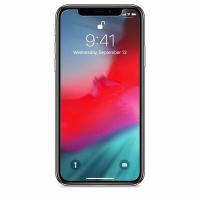100% Protection Verre trempé écran + Coque iPhone Xs Max XR X 8 Plus 7 6s 5s SE 3