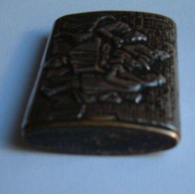 Antike 835 Silberne Zündholzer Dose (Match Safe) 6
