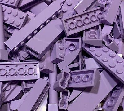 Lego 100+ Pieces From Bulk! Sorted Lot Random Selection! Choice Of Color & Qty 6