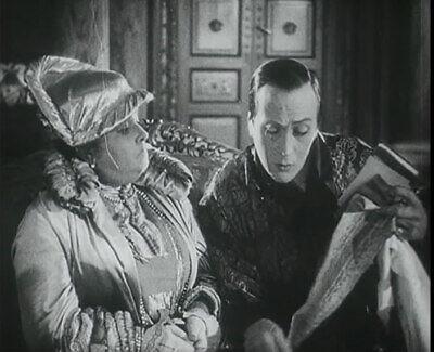 DVD En perfekt gentleman (Vilhem Bryde,1927) Gösta Ekman,Karin Swanström 6