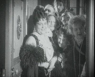 DVD En perfekt gentleman (Vilhem Bryde,1927) Gösta Ekman,Karin Swanström 2