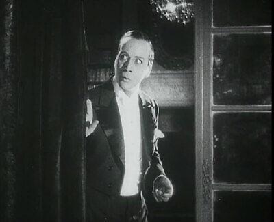 DVD En perfekt gentleman (Vilhem Bryde,1927) Gösta Ekman,Karin Swanström 3