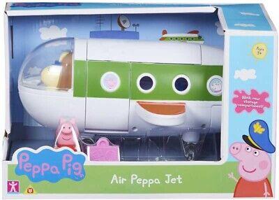 Peppa Pig Avion Set De Jeux Air Peppa Avion Ensemble Jeu Figurines Eur 30 04 Picclick Fr