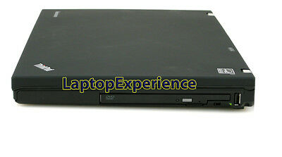 IBM LENOVO LAPTOP THINKPAD T400 WINDOWS 10 WIN DVDRW WiFi CORE 2 DUO 2.26GHz PC 6