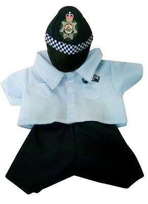 Police Clothing Australia style Outfit by Stufflers – Will fit on a Build a bear