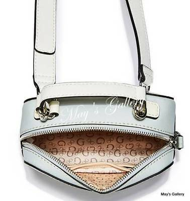 Guess Evening Handbag Purse Crossbody Tote Shoulder Hand Bag Wallet Wristlet NWT