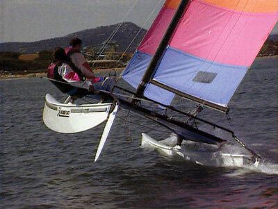 DVD Catamaran de sport : Découverte & initiation  - Voile bateau - Sport Loisirs 5