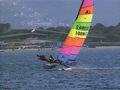 DVD Catamaran de sport : Découverte & initiation  - Voile bateau - Sport Loisirs 6