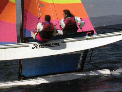 DVD Catamaran de sport : Découverte & initiation  - Voile bateau - Sport Loisirs 4