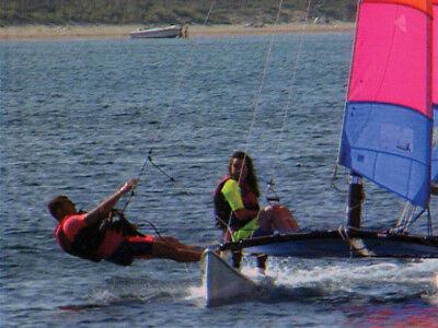 DVD Catamaran de sport : Découverte & initiation  - Voile bateau - Sport Loisirs 10