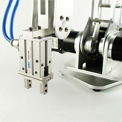 4-Axis 4-DOF Robot Arm Industrial Mechanical Arm + 57 Gear Motors 2.5kg 500W tps 2