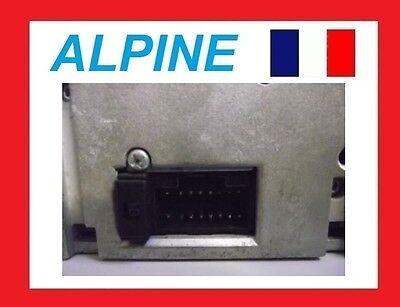 Cable adaptateur ISO autoradio ALPINE CDA-9835R ; CDA-9847R ; CDA-9851R