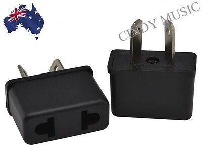 Usa Us Eu Adapter Plug To Au Aus Australia Travel Power Plug Convertor 2