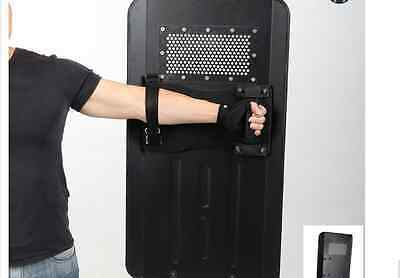 Riot Shield Self Defence Army Military Tactical Anti Security Survival Swat Pro