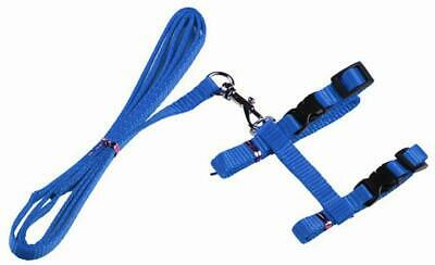 Adjustable Harness/leads/Collar For Animal Walking Cats/Kitten/Ferrets/pets UK 5