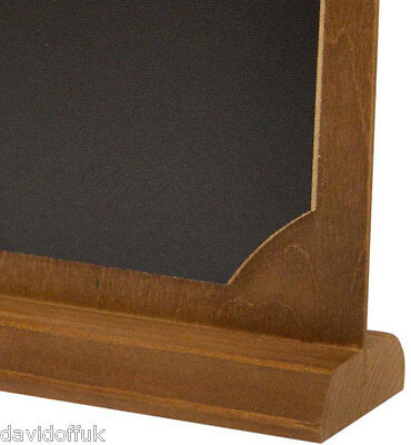 Chalk Board - Table Top - Blackboard - Menu - Pub - Restaurant - Bar A4 Size 3