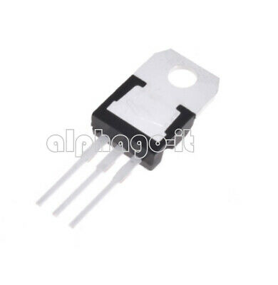 10PCS IC L7905CV L7905 7905 TO-220 ST Voltage Regulator 5V ST NEW