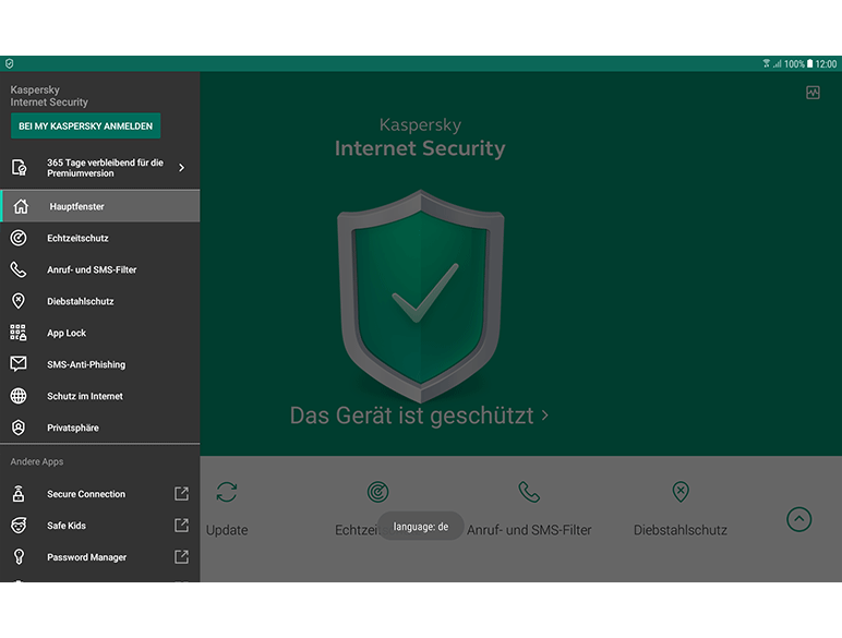 Kaspersky Internet Security 19 (2019) (1, 2, 3, 5, 10 PC / Geräte) 1 / 2 Jahre