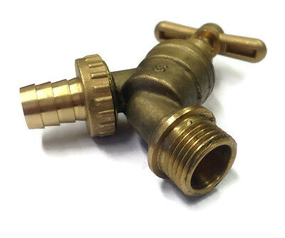 """Bib Water Tap 1/2"""" Hose x 1/2"""" Male Thread   Garden & Irrigation 3"""