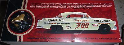 MOEBIUS 1955 Chrysler 300 NASCAR Model Car Mountain KIT TIM FLOCK 1//3000 fs