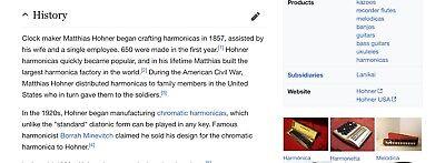 Koch Harmonica In Original Box 12