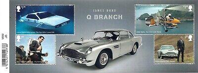James Bond 2020 Mint Presentation Pack 583 Stamps Sheet Prestige & Retail Books 5