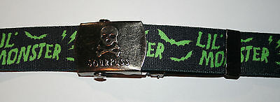 Wholesale Lot Belt 40 Belts Studded Leather Fabric Snap-On Buckle Military  New