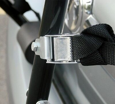 Car Van Estate Rear Mounted 2 Bike Bicycle Cycle Carrier Rack Mount