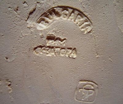 Terracotta Votive Plaque Depicting Gladiator, Replica!!! 4