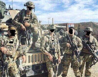 Multicam Tactical Vest Plate Carrier OCP 7