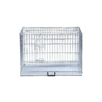 Dog Cage Puppy Training Crate Pet Carrier - Small Medium Large Xl Xxl Cages 5