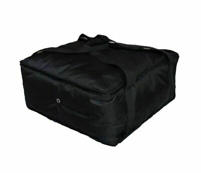 """PIZZA DELIVERY BAG- EXTRA WARM- FULLY INSULATED -  L18"""" x W18"""" x H8"""" - PACK OF 5 3"""
