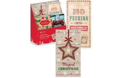 Packs Christmas Money Wallets Gift Voucher Presents Self Sealing 1,4, 6 EASTER 8