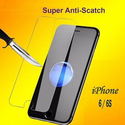 2X Tempered Glass Screen Protector Apple iPhone 6 6S Plus 7 8 Plus X XR XS MAX 4