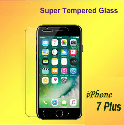 2X Tempered Glass Screen Protector Apple iPhone 6 6S Plus 7 8 Plus X XR XS MAX 3