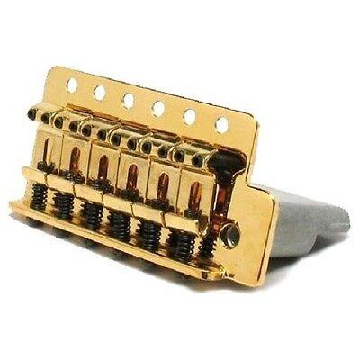 FENDER MEXICAN STANDARD GOLD Tremolo Block for Stratocaster/Strat  005-9561-000