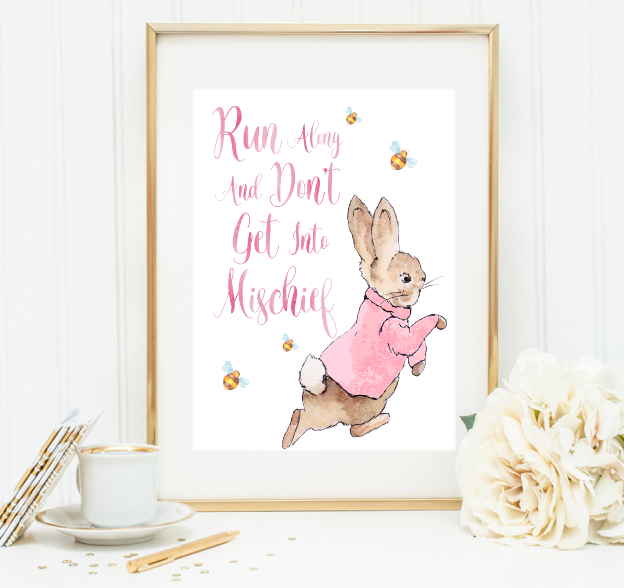 Peter Rabbit Beatrix Potter Baby