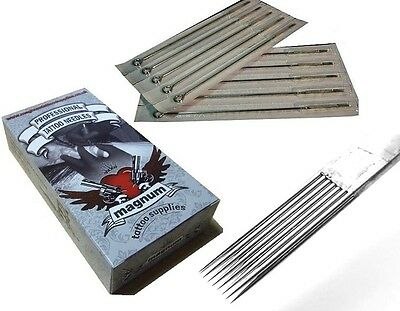 MTS Professional Tattoo Needles -High Quality Precision- RL RS M1 F RM -10 25 50 2