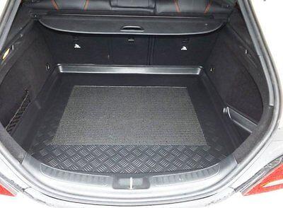 kofferraumwanne antirutsch f r mercedes cla shooting brake. Black Bedroom Furniture Sets. Home Design Ideas