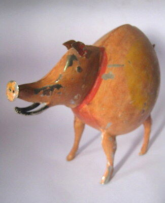 Old Pig Trade Sign , Decorative Piece 3