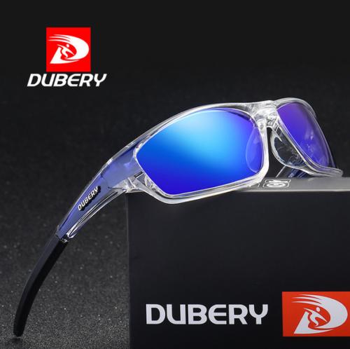 DUBERY Mens Polarized Sport Sunglasses Outdoor Riding Fishing Goggles New 2019 3