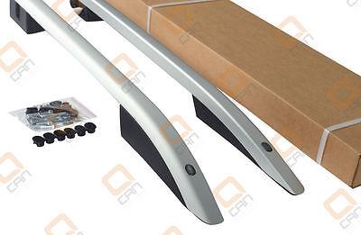 barres de toit longitudinales renault kangoo ii 02 08 aluminium en stock eur 91 09 picclick fr. Black Bedroom Furniture Sets. Home Design Ideas