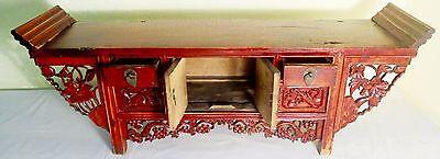 Antique Chinese Petit Altar (2654), Circa 1800-1849 9