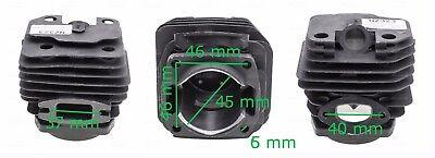 Kolben & Zylinder für Timbertech KS 5200 5800 / Rotfuchs RS 5200 Kettensäge