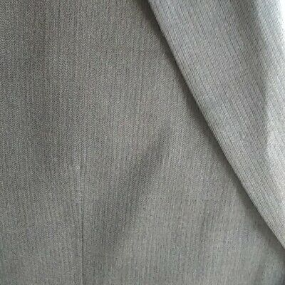 Stafford Traveler Plus 38R 2 Button Brown Twill  Suit Blazer Sports Coat 2