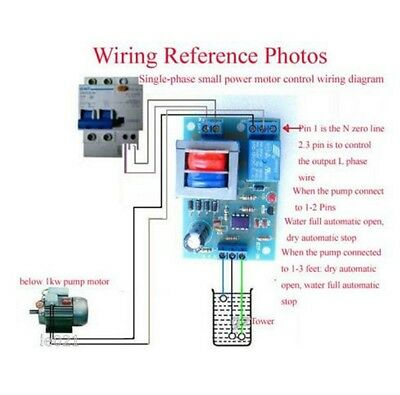 1PCS Liquid Level Controller Module Water Level Detection Sensor