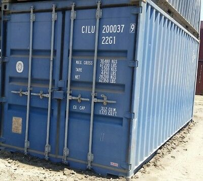 20' Cargo Worthy Shipping Container / 20ft Storage Container in St. Louis, MO 3