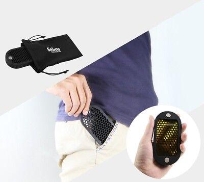 Selens Magnet Flash Modifier Kit Honeycomb Grid Grip Gel Color Filter Universal 7