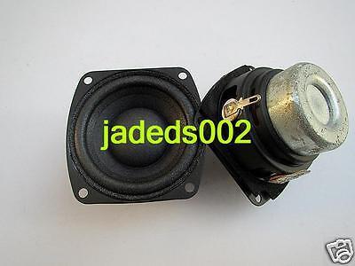 """1pcs For polk audio 2""""inch 56MM full-range speakers Loudspeaker 6ohm 10W"""